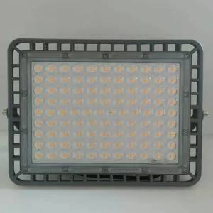 High Lumen Water Proof Solar LED Floodlight 50w to 300w with different Light Color
