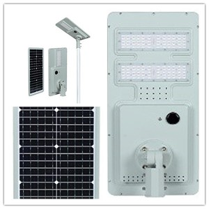 OEM Supply Led Solar Street Lamp 60w - All In one Solar Light from 20w to 150w with Aluminum Housing – Aina