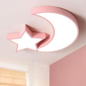 Bedroom 24w 36w Color Changing Dimmable Remote Control Smart Acrylic Cover Round Led Ceiling Light