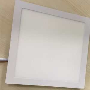 Wholesale Price Led Panel Light 2×4 - 3W to 24W Square Down Light both For Ceiling mount version – Aina