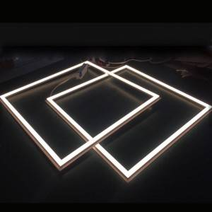 Super Bright Modern Ceiling Light led frame panel light with Different Size