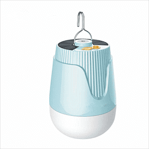 50w to 200w Solar Rechargeable Bulb for Camp and Indoor Using