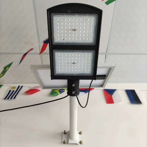 120W and 180W New Design of All in Two solar street light