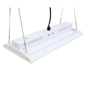 Lowest Price for Warehouse High Bay Lighting - Good Price 100W Indoor Commercial linear high bay  – Aina