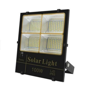 China Cheap price All In One Solar Light - solar floodlight 30w to 300w – Aina