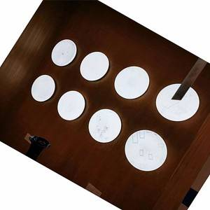 Factory Price Led Ceiling Downlights - Ceiling White – Aina