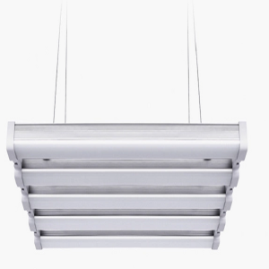 2020 Latest Design Industrial High Bay Lighting - Super Bright Commercial 150watts Industrial Linear high bay  – Aina