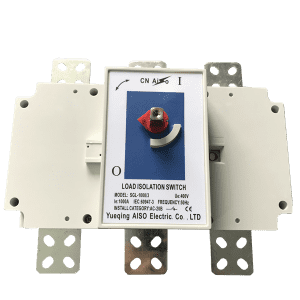 800A 3P Manual Load Isolation Switch
