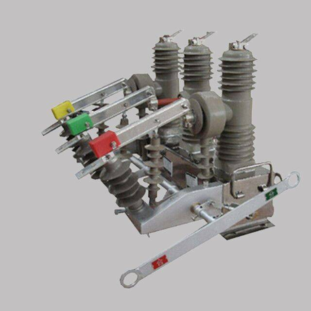 12kV Outdoor High Voltage Permanent Magnet Vacuum Circuit Breaker Featured Image