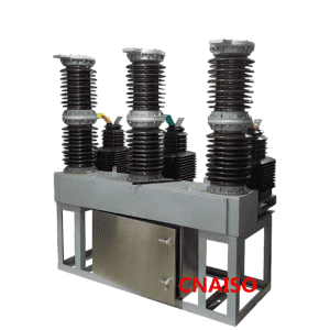 ZW7/CT(built-out) 33kV Outdoor Transformer Substation Vacuum Circuit Breaker