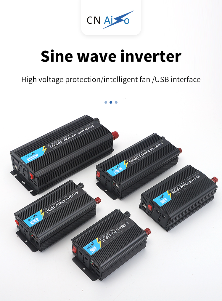 New products:Sine Wave Inverter