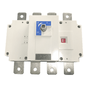 630A 4P Manual Load Isolation Switch
