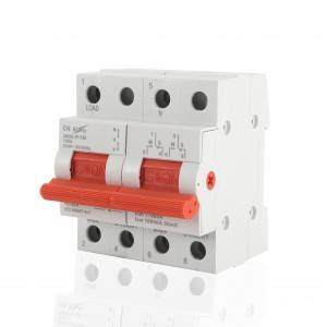 2P 100A Transfer Transfer Changeover Switch