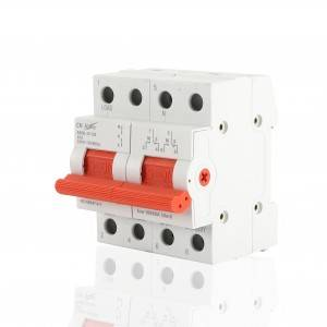 2P 63A Manual Transfer Changeover Switch