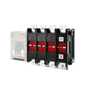 ASQ5 630A 4P Dual Power Automatic Transfer Switch