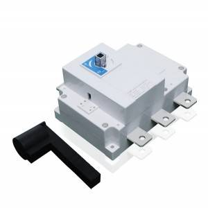 400A 3P Manual Load Isolation Switch
