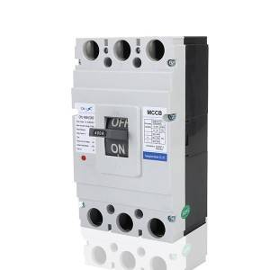 H Type 400A 3Pole MCCB Moulded Case Circuit Breaker