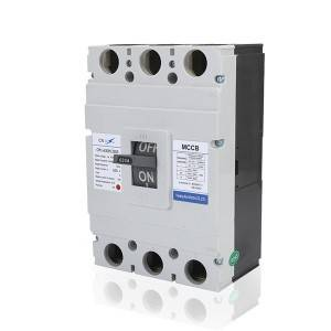 H Type 630A 3Pole MCCB Moulded Case Circuit Breaker