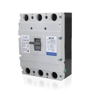 M Type 800A 3Pole MCCB Moulded Case Circuit Breaker