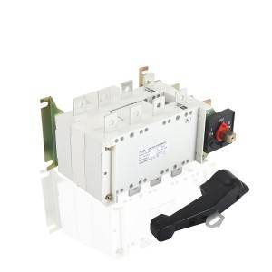 250A 4P Manual Changeover Load Isolation Switch
