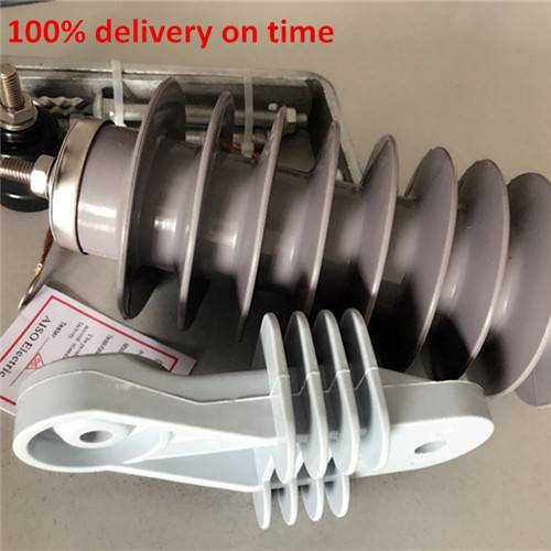 Yueqing AISO supply YH10W 24kV lightning surge arrester with better price