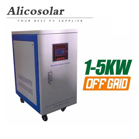 Pure Sine Wave 1000W-10000W Off Grid Solar Inverter Featured Image