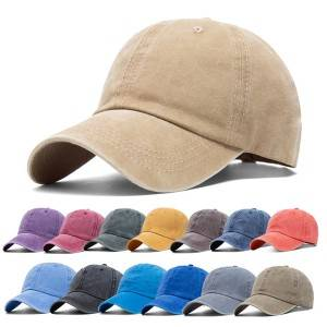 Wholesale Washing Baseball Caps - Baseball cap – Allsourcing