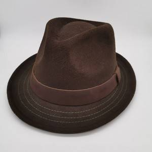 Manufacturer of Llama Slippers - Fedora Hat – Allsourcing