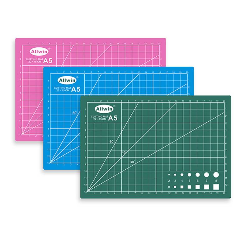 2020 New Style 60×90 Cutting Mat - 3 layers A5 Cutting Mat, 883A5, Self healing Cutting mat – Allwin