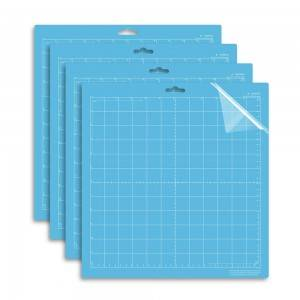 Top Suppliers A2 Cutting Board - Cutting Mat for Silhouette, 8812, 12″x12″ cutting mat for Silhouette cameo – Allwin