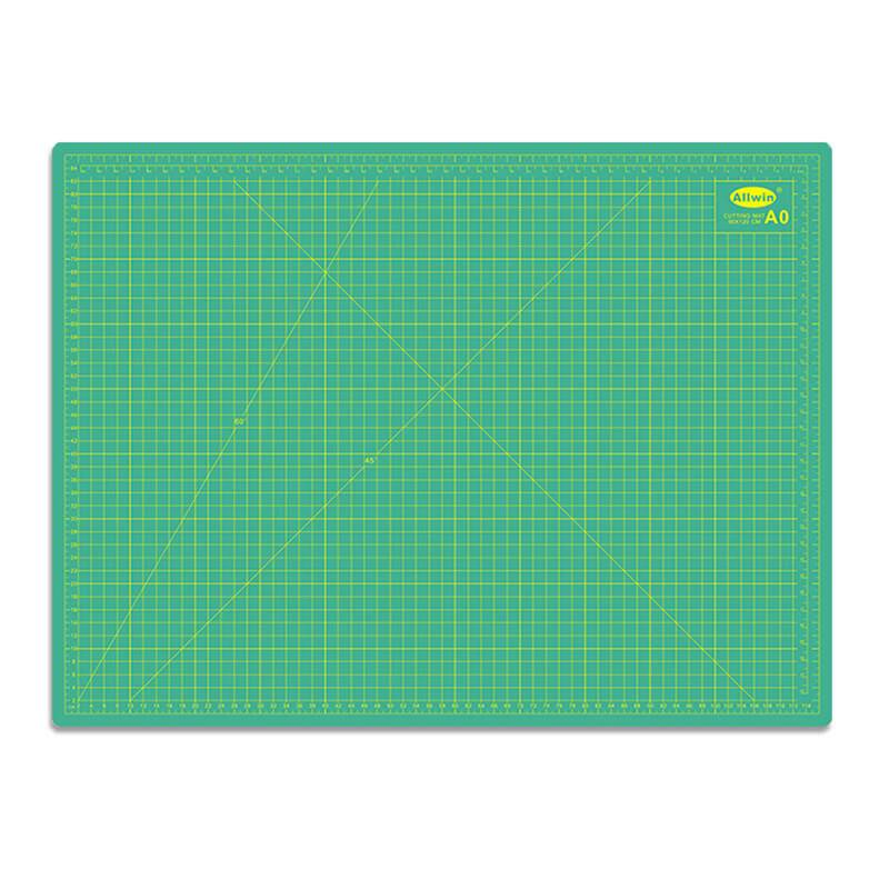 2020 New Style 60×90 Cutting Mat - 5 layers A0 Cutting Mat, 661A0, Self healing Cutting mat – Allwin detail pictures