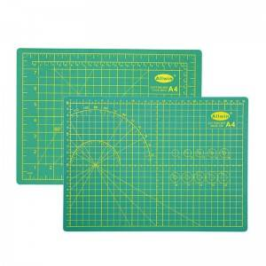 Hot Selling for 60 X45 Cutting Mat - 5 layers A4 Cutting Mat, 661A4, Self healing Cutting mat – Allwin