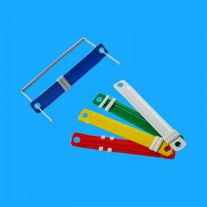 High reputation Adhesive Fastener Factory - Colourful Plastic Fastener, 6080, Paper Fastener – Allwin