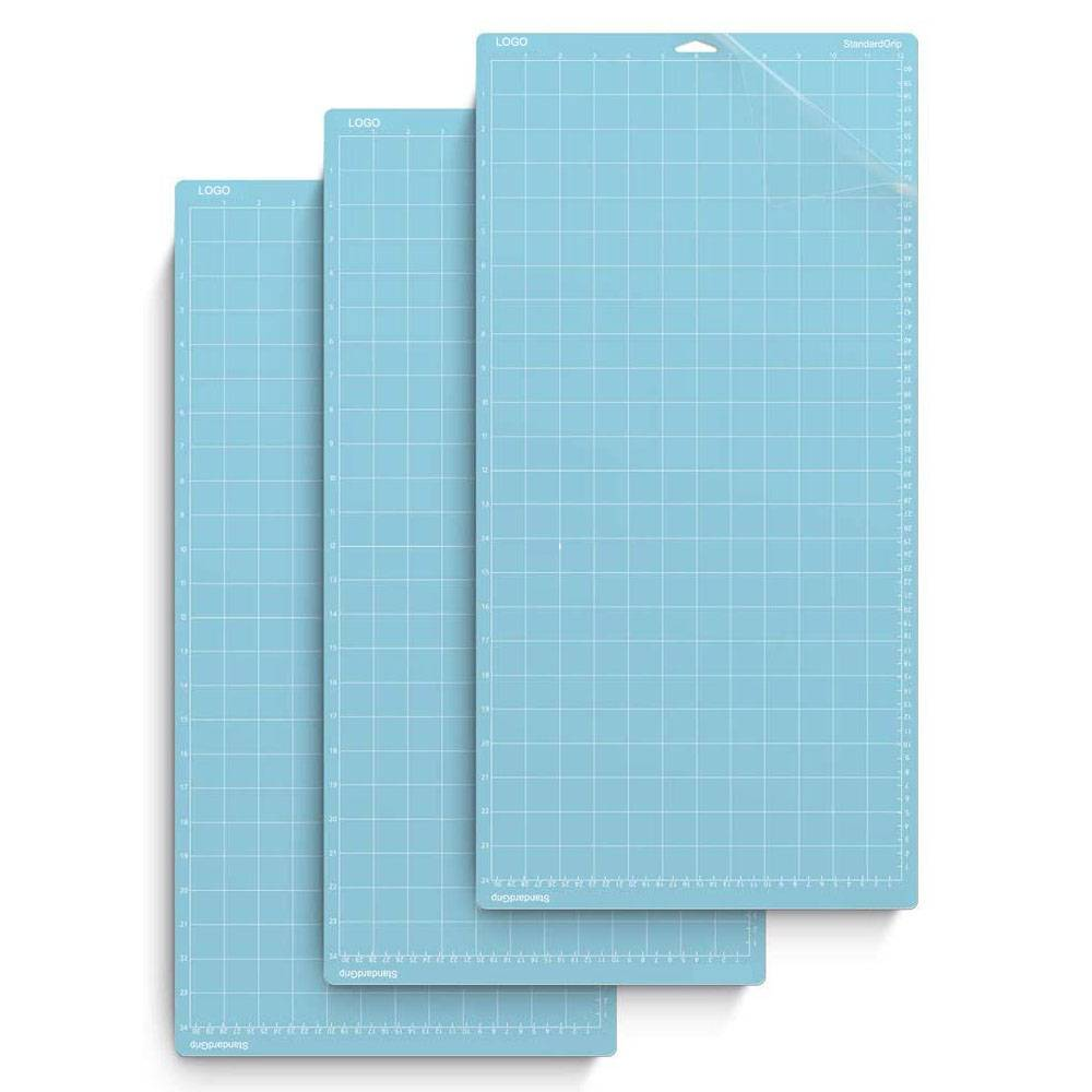 Super Purchasing for Silhouette Mat 12×12 - Cutting mat for Cricut, 9924,  12″x24″ Cutting Mat for Cricut Joy Maker – Allwin