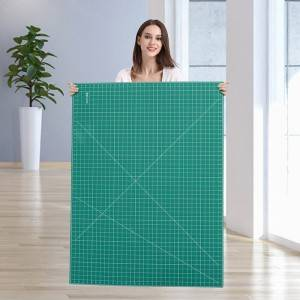 Wholesale Dealers of Self Healing Cutting Mat A5 - 5 layers A0 Cutting Mat, 661A0, Self healing Cutting mat – Allwin