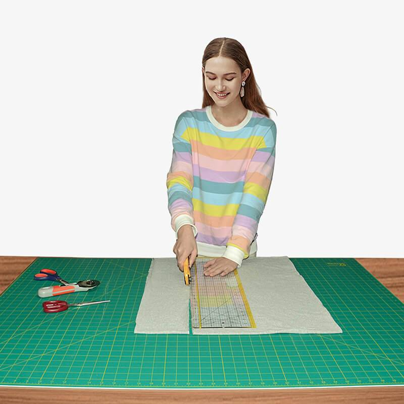 2020 New Style 60×90 Cutting Mat - 5 layers A0 Cutting Mat, 661A0, Self healing Cutting mat – Allwin