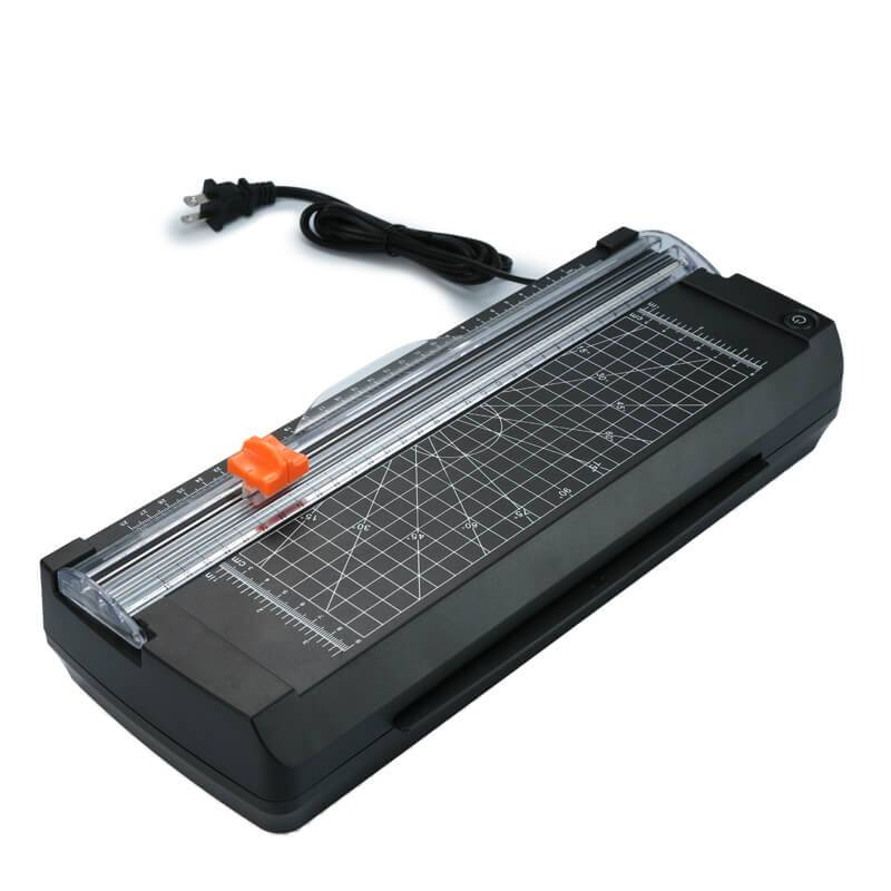 High Quality A4 Laminator - A4 Laminator, 8018, Multi Funchtion wtih Paper trimmer  – Allwin