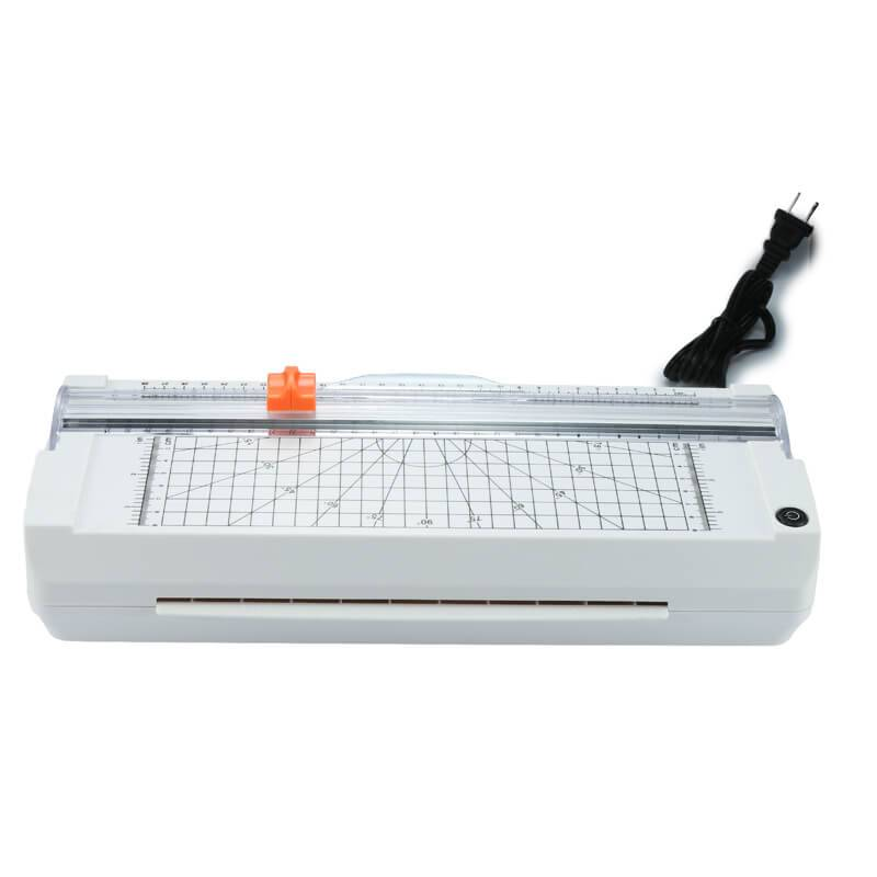 2020 High quality Multi Function A4 Laminator - A4 Laminator, 8018, Multi Funchtion wtih Paper trimmer  – Allwin