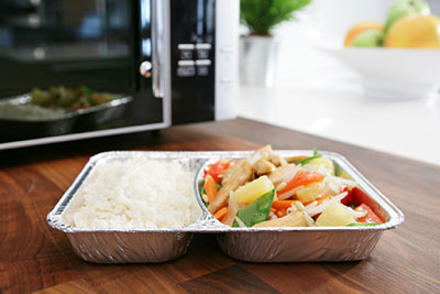 Why more and more people prefer aluminum foil container than plastic container?