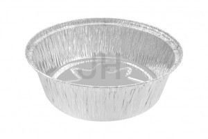 Factory supplied Extra Large Foil Roasting Trays - Round container RO1420 – Jiahua