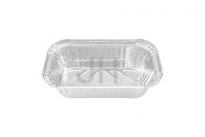 China Supplier Aluminum Foil Lined Broiler Pan - Rectangular container RE680 – Jiahua