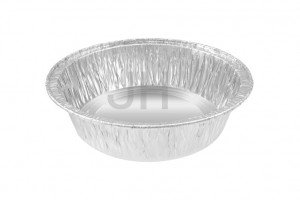 New Delivery for Aluminum Catering Tray Sizes - Round container RO420 – Jiahua