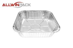 Square Foil Container AS1450R