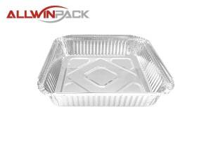 Square Foil Container AS2020