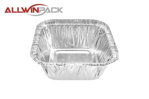 Square Foil Container AS295F