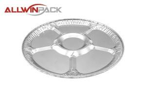 12″ Lazy Susan Cater Tray CP12-C