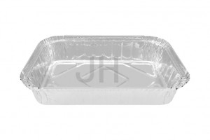 Best Price on Heart Shaped Aluminum Foil Pan - Rectangular container RE2910 – Jiahua