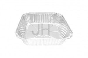 Discount Price Reynolds Wrappers Foil Sheets - Square Foil Container SQ1450R – Jiahua