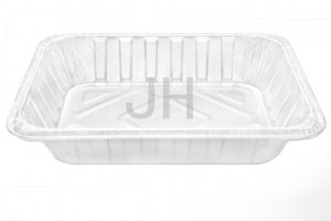 China Factory for Gold Aluminum Foil Roll - Rectangular container RE3600R – Jiahua