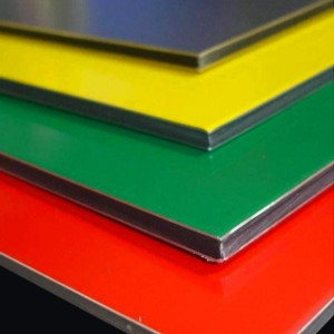Factory best selling City Bond Aluminium Composite Panel - Aluminum-plastic Composite Panel – Jixiang